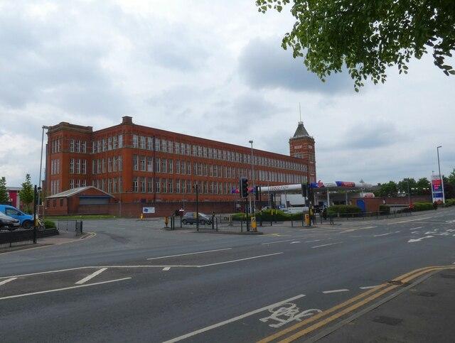 Regent Mill