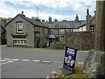 SX7176 : The Old Inn, Widecombe in the Moor by Chris Allen