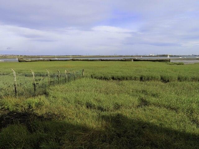 Gillingham Marshes