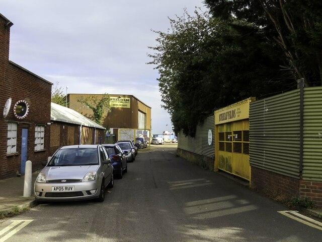 Owens Way in Gillingham