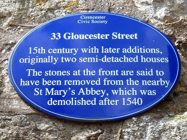 Cirencester houses [47]