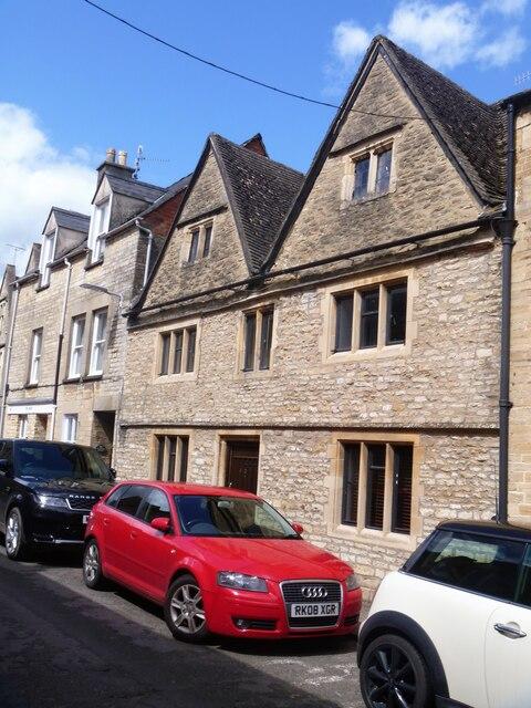Cirencester houses [48]