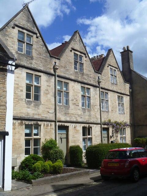 Cirencester houses [50]