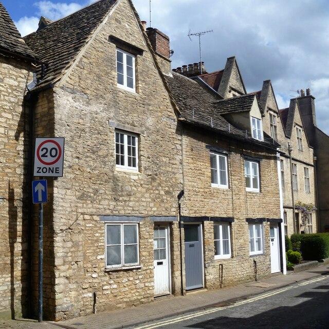 Cirencester houses [51]