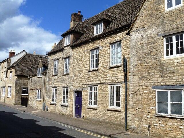 Cirencester houses [52]