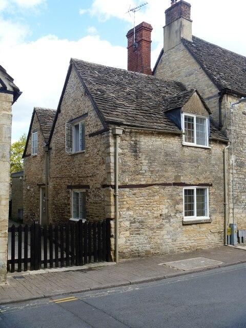 Cirencester houses [53]