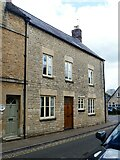 SP0202 : Cirencester houses [54] by Michael Dibb