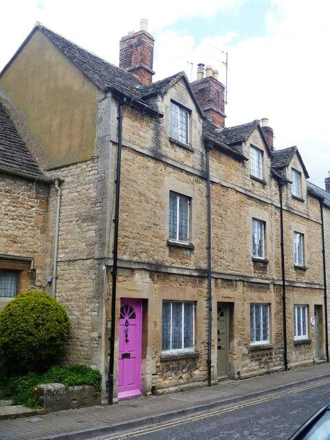 Cirencester houses [55]
