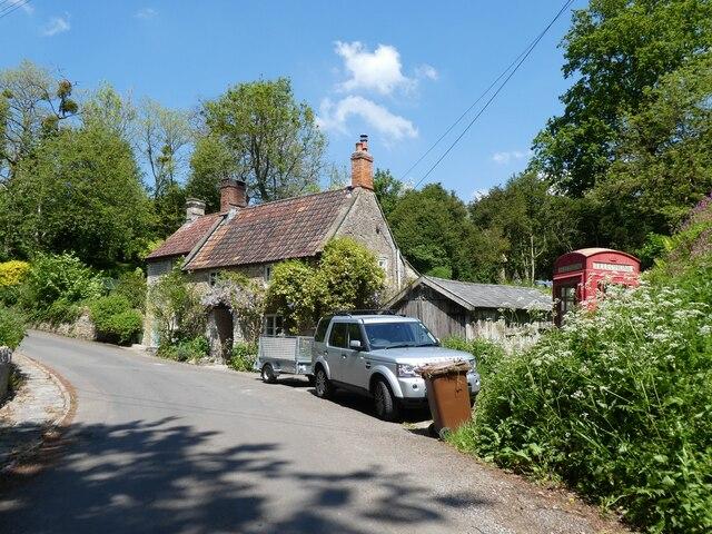 Cottage, at East Pennard