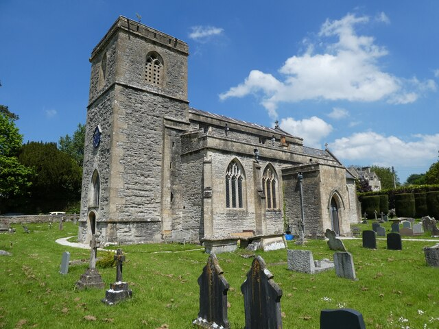 All Saints Church, East Pennard