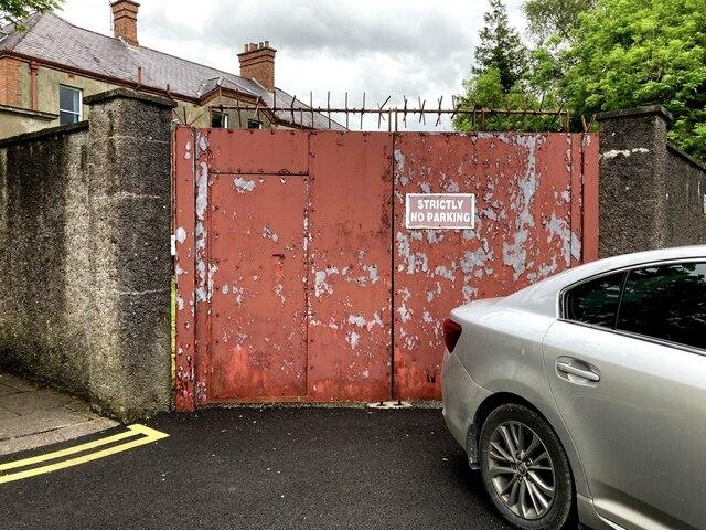 No parking entrance, Omagh