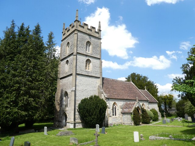 Church of St Thomas a Becket, Pylle