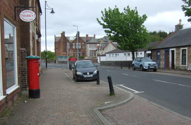 Main Street (B7081), Dreghorn