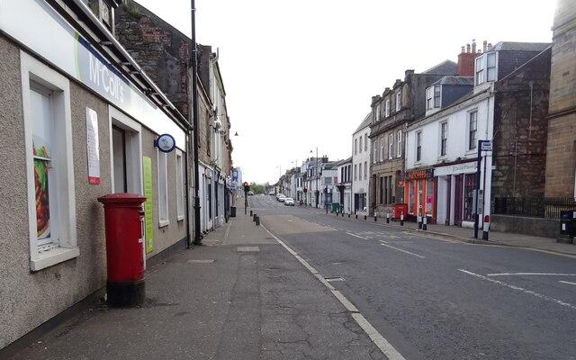 Lainshaw Street, Stewarton