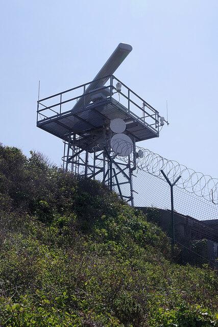 Staddon Radar Station