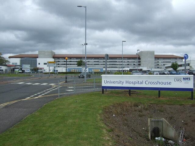 University Hospital, Crosshouse