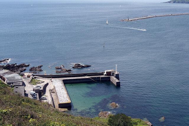 Bovisand Harbour