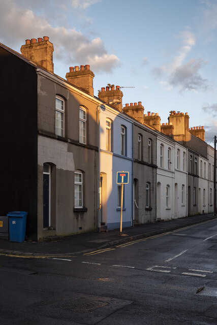 Alfred Street, Bangor