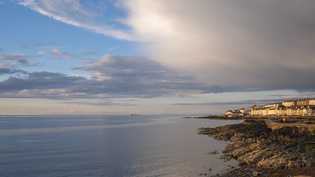 Coastline, Bangor