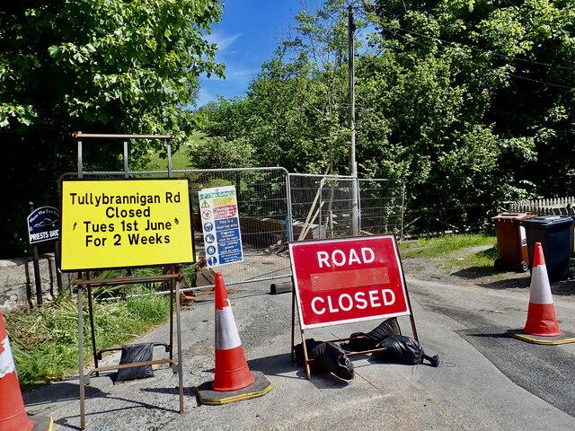 Priest's Bridge closed for extensive renovations