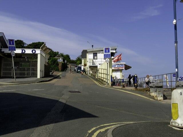 Eastcliff Walk in Teignmouth