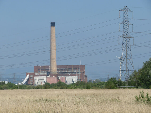 Uskmouth Power Station