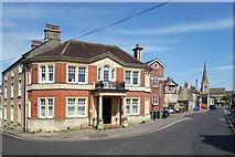 ST9173 : Old Road, Chippenham by Des Blenkinsopp