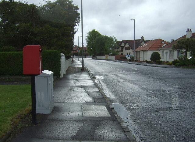 Dundonald Road (A759), Kilmarnock
