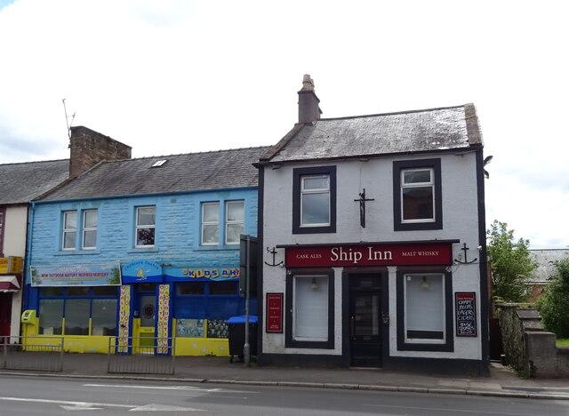 The Ship Inn, Dumfries