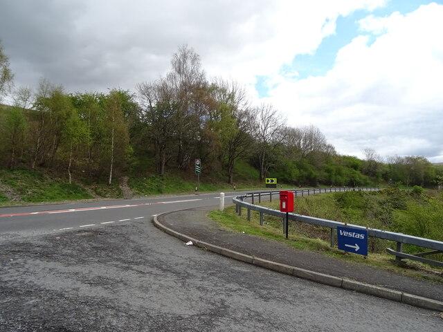 A76, Elioch Bridge