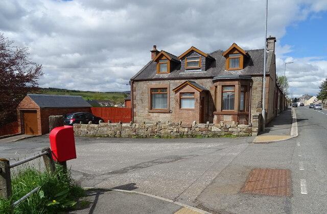 House on Main Street (A76), Kirkconnel