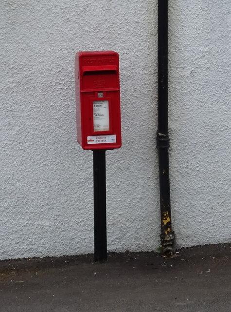 Elizabethan postbox, Holmhead