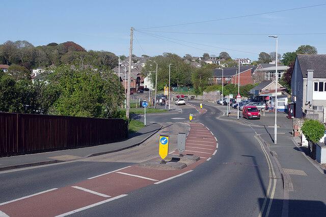 Church Hill Road, Hooe