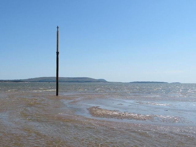 Burry Port  Harbour Marker