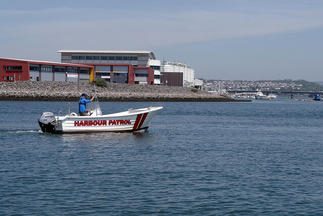 Cattewater Harbour Patrol