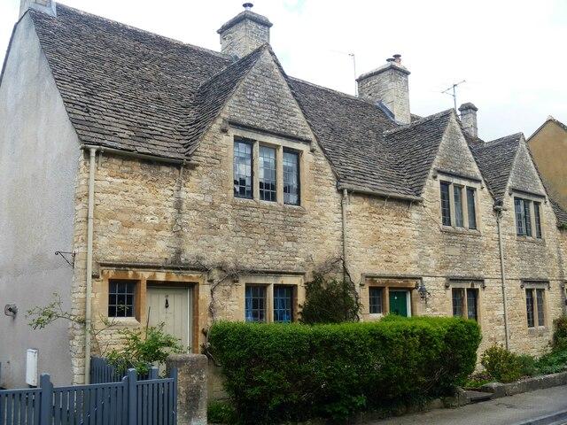 Cirencester houses [56]