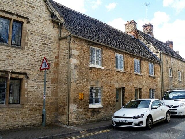 Cirencester houses [57]