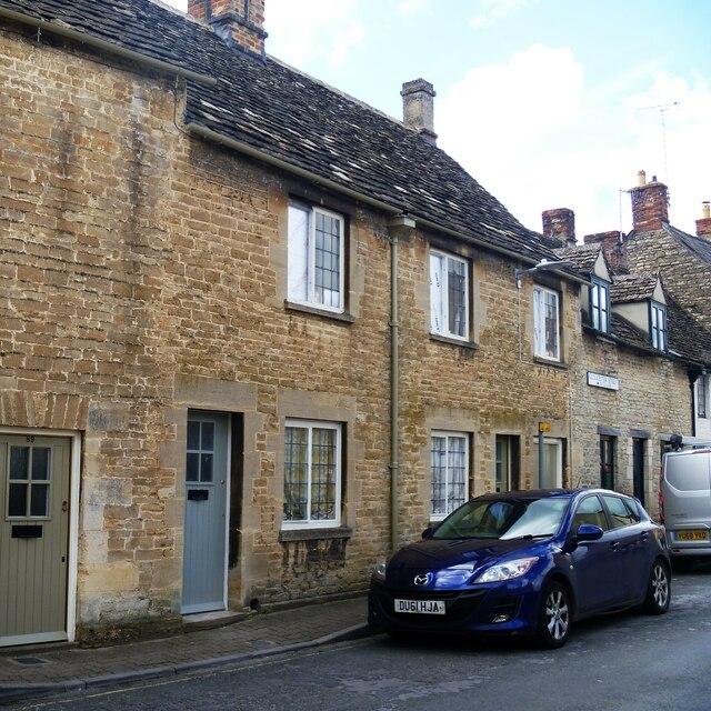 Cirencester houses [60]