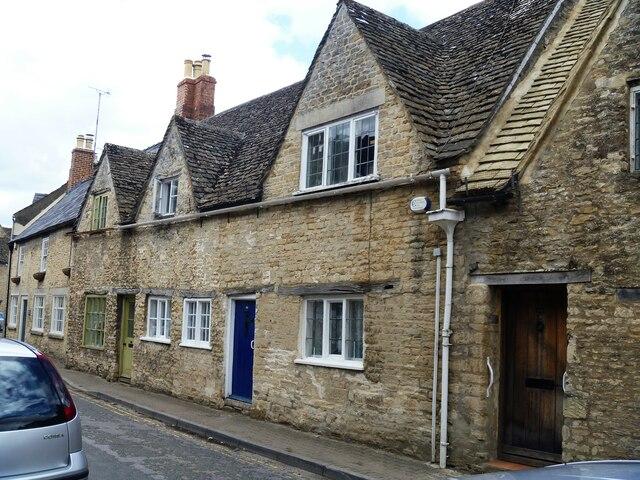 Cirencester houses [63]