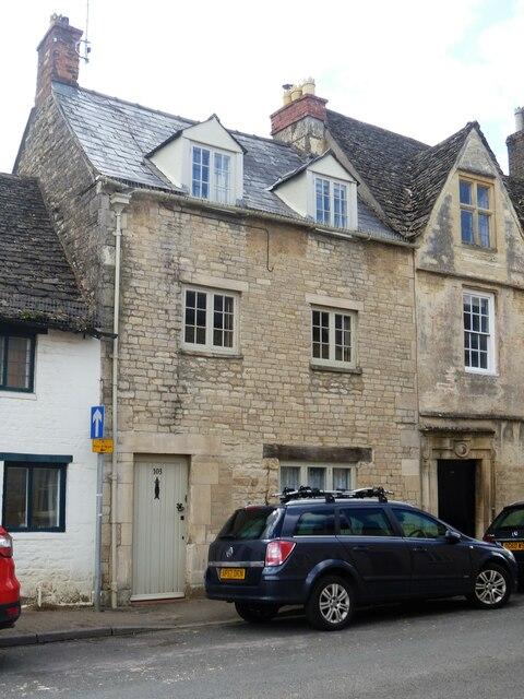 Cirencester houses [64]