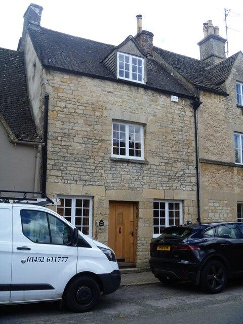 Cirencester houses [68]