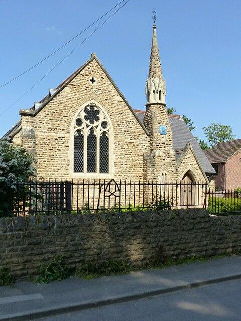 Former Congregational Church, Burton Joyce