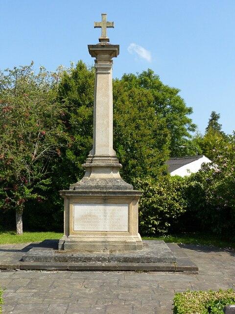 Burton Joyce War Memorial