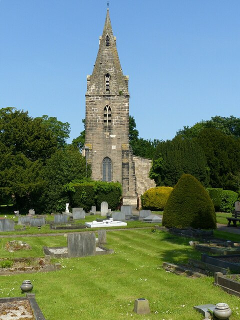 Church of St Helen, Burton Joyce