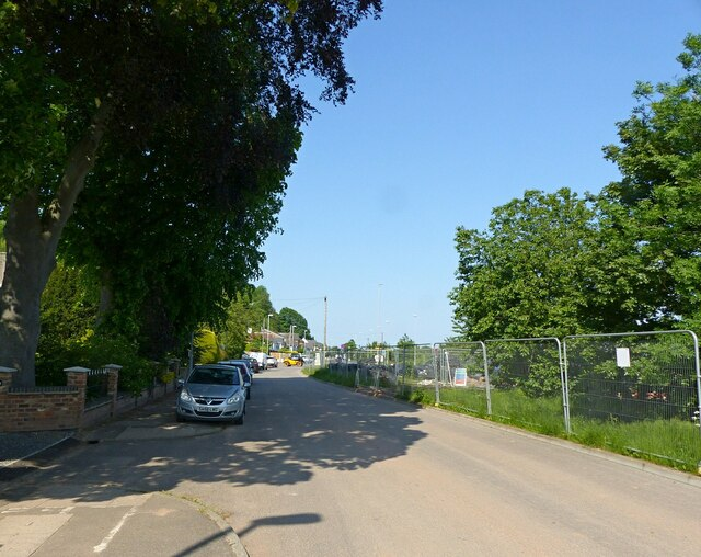 A612, Nottingham Rd, Burton Joyce