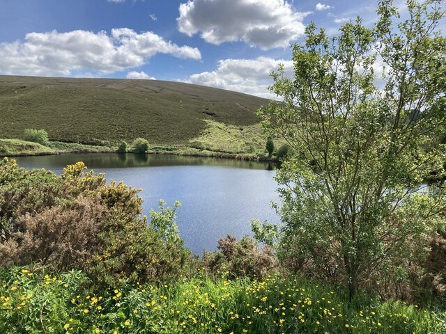 Oak Lough, Gortin