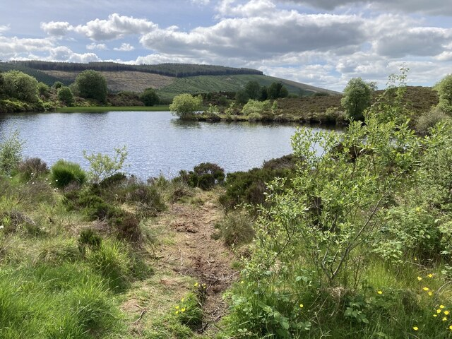 New Lough, Lenamore