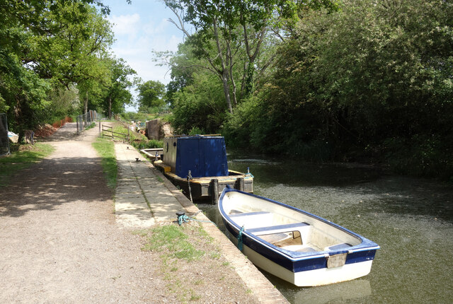 Three Boats on the Canal