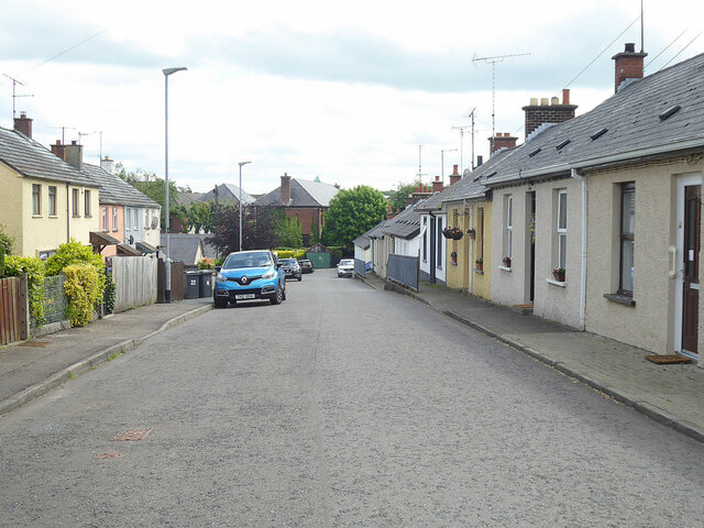 Johnston Park, Omagh