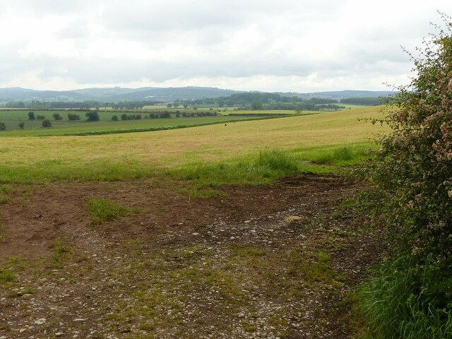View From Stonyford Lane